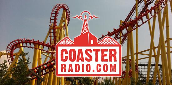 CoasterRadio com - The Original Theme Park Podcast